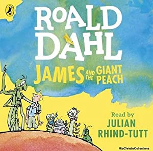 James and the Giant Peach 9780141370347: Roald Dahl