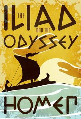 The Iliad and the Odyssey 9781435152991: Homer