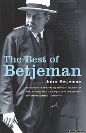 The Best of Betjeman: John Betjeman
