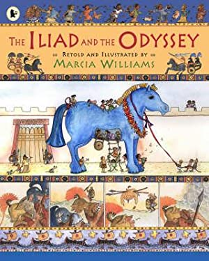 The Iliad and the Odyssey: Marcia Williams, Marcia