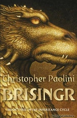 Brisingr 9780552552127: Christopher Paolini