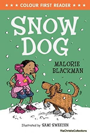 Snow Dog 9780552568913: Malorie Blackman, Sami