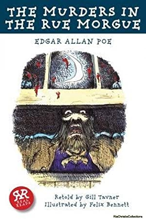The Murders in the Rue Morgue 9781906230487: Edgar Allan Poe,