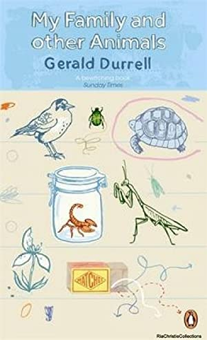 My Family and Other Animals 9780241951460: Gerald Durrell