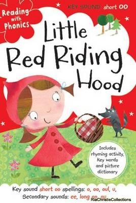 Little Red Riding Hood 9781782356202: Clare Fennell