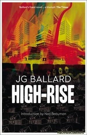 High-rise 9780586044568: J G Ballard
