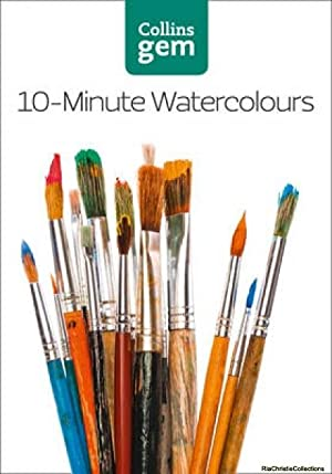 10-Minute Watercolours: Hazel Soan
