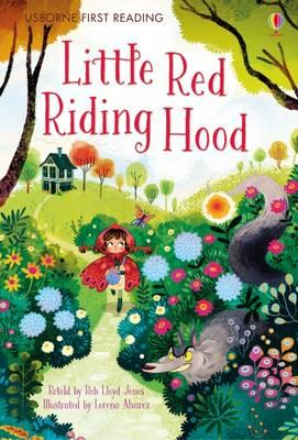 Little Red Riding Hood 9781409596820: Rob Lloyd Jones
