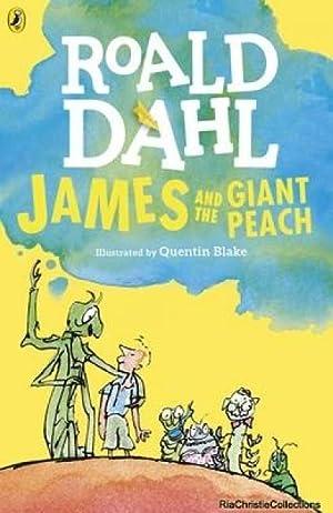 James and the Giant Peach 9780141365459: Dahl Roald
