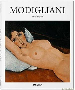 Modigliani 9783836503679: Doris Krystof