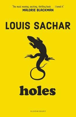 Holes 9781408865231: Louis Sachar
