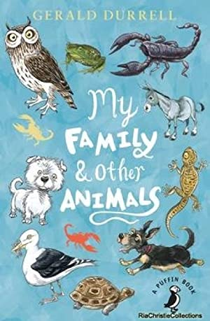 My Family and Other Animals 9780141374109: Gerald Durrell