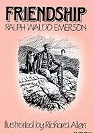 Friendship ralph waldo emerson essay