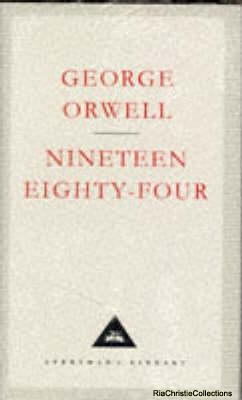 1984 Nineteen Eighty-Four: Orwell, George