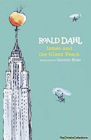 James and the Giant Peach 9780141361598: Roald Dahl