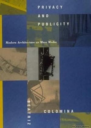 Privacy and Publicity: Beatriz Colomina