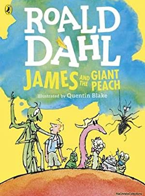 James and the Giant Peach 9780141369358: Roald Dahl