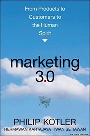 Marketing 3.0: Philip Kotler, Hermawan