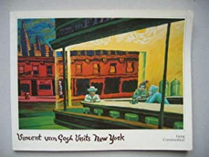 Vincent van Gogh Visits New York