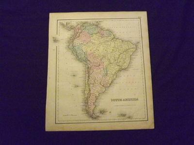 Colton's Map of South America. Colton, J.H. [ ] (bi_22269644277) photo