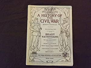 A History of the Civil War.: Lossing, Benson J.