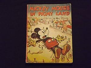Mickey Mouse in Pigmy Land.: Disney, Walt.