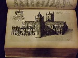 Monasticon Anglicanum: Dugdale, Sir William