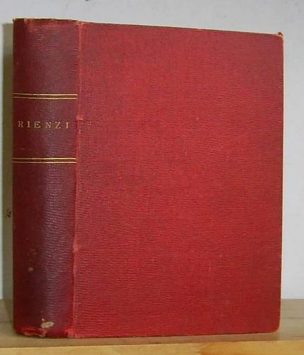 Rienzi, the Last of the Roman Tribunes (1835)