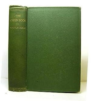 The Green Book or Freedom Under the: Jokai, Maurus [Mor