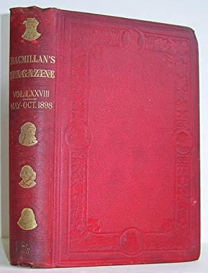 Macmillan's Magazine, Volume LXXVIII (78), May -: Various Authors: Maurice
