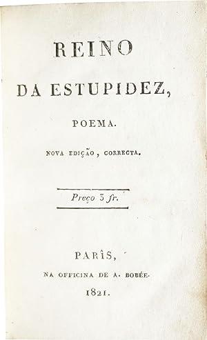 Reino da estupidez, poema.: FRANCO, Francisco de