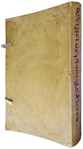 Vergel de plantas, e flores da Provincia da Madre de Deos dos Capuchos Reformados.: DEUS, Jacinto ...