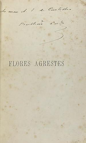 Flores agrestes.: BULHÃO PATO, Raimundo