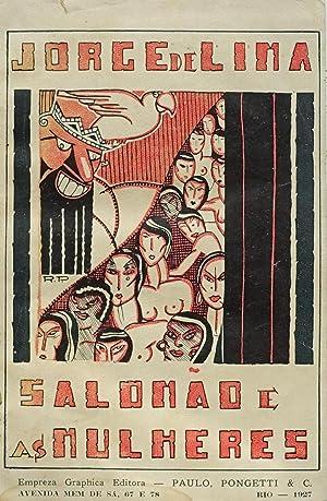 Salomão e as mulheres.: LIMA, Jorge [Mateus]