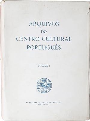 Arquivos do Centro Cultural Português.