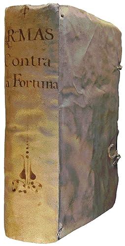 Armas contra la fortuna, fabula temida de los hombres. Maximas politicas, y morales sobre Boethio ...