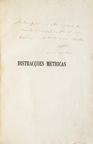 Distracções metricas do Visconde de Azevedo, por elle dedicadas ao seu particular ...
