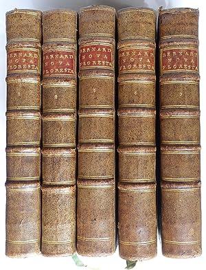 Nova floresta, ou sylva de varios apophthegmas,: BERNARDES, Manoel.