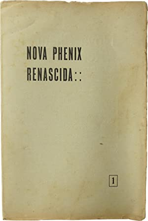 Nova phenix renascida. N.º 1, all published.