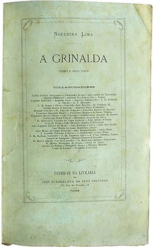 A Grinalda: periodico de poesias inéditas. @6