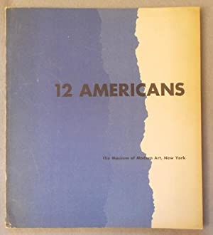 12 Americans: Ernest Briggs, James Brooks, Sam: Dorothy C. Miller