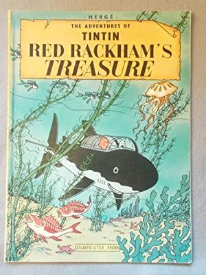 The Adventures of Tintin: Red Rackham's Treasure: Herge. translated by