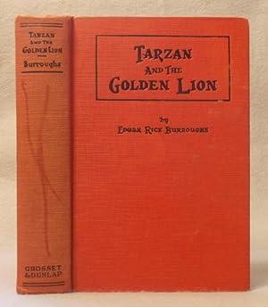 Tarzan and the Golden Lion: Burroughs, Edgar Rice.
