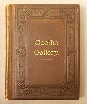 Goethe's Female Characters: From the Original Drawings: Kaulbach, William; Lewes,