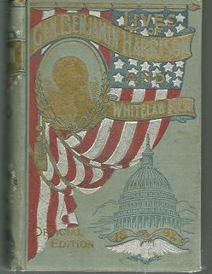 Life of Gen. Benjamin Harrison . with: Blaine, James G.;