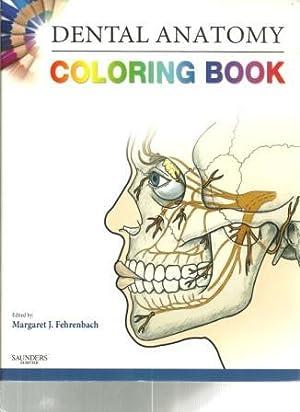 Dental Anatomy Coloring Book: Fehrenbach, Margaret J.