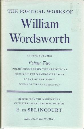 The Poetical Works of William Wordsworth, Volume: Wordsworth, William [