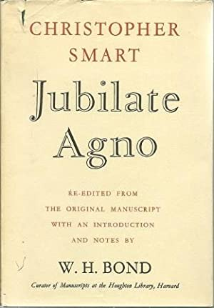 Jubilate Agno [ Re-edited from the Original: Smart, Christopher [