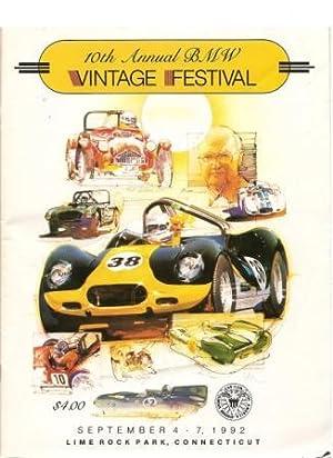 10th Annual BMW Vintage Festival, September 4-7,: Grinnell, James; Kopec,