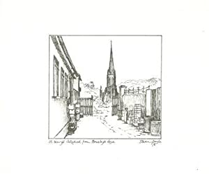 Killarney, It's Hidden Charm: 8 Lithographic Reproductions, Original Drawings by Steven Doyle:...